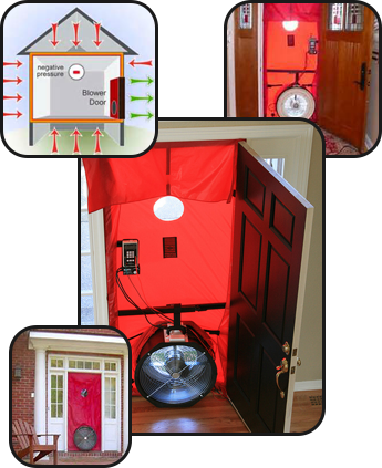 blower door test phoenix az. Black Bedroom Furniture Sets. Home Design Ideas
